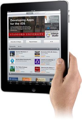 Apple iPad a iTunes