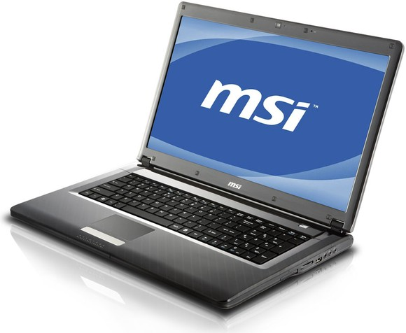 Servis notebooků MSI