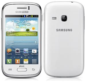Soutěž omobil Samsung Galaxy Young