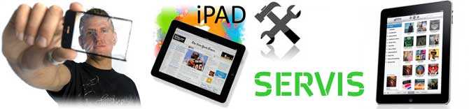 SERVIS Apple iPad
