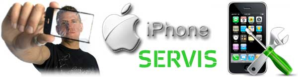 SERVIS iPHONE