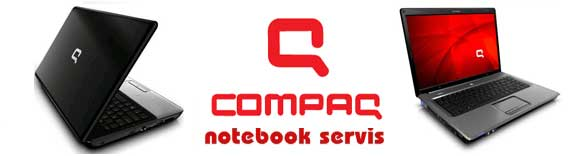 COMPAQ NOTEBOOK SERVIS