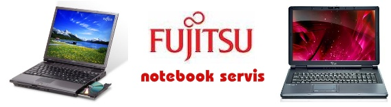FUJITSU NOTEBOOK SERVIS