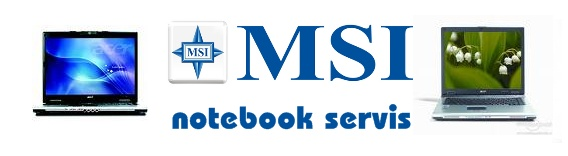 MSI NOTEBOOK SERVIS