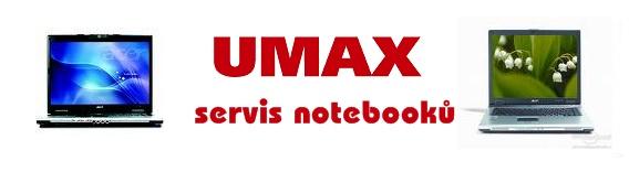 UMAX NOTEBOOK SERVIS