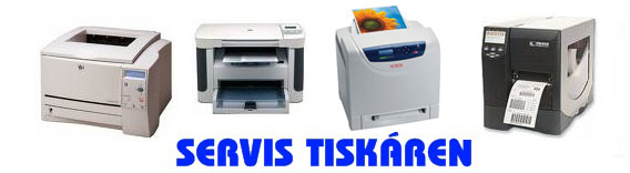 SERVIS TISK�REN