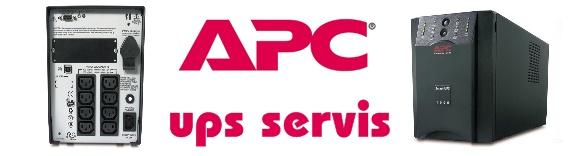 SERVIS UPS APC