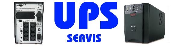 SERVIS UPS