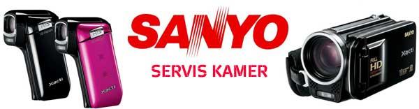 SERVIS KAMER SANYO