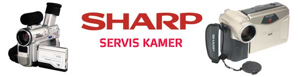 SERVIS KAMER SHARP