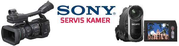 SERVIS KAMER SONY