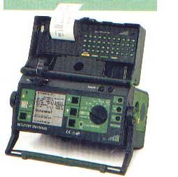 měřicí přístroj pro revize elektrických strojů
