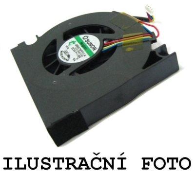 Ventilátor-chladič (větrák chlazení) pro notebook ASUS Eee PC 1000 Black