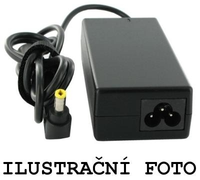 Napájecí AC adapter-nabíječka-zdroj pro notebook TOSHIBA Dynapad T100 series