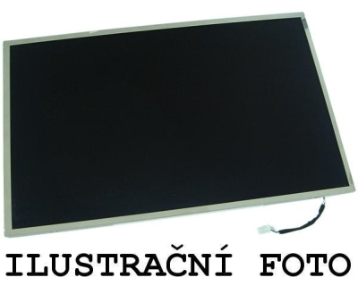 LCD panel-display-displej 15,6 WXGA HD (1366 x 768) lesklý pro notebook HP / COMPAQ Presario CQ60