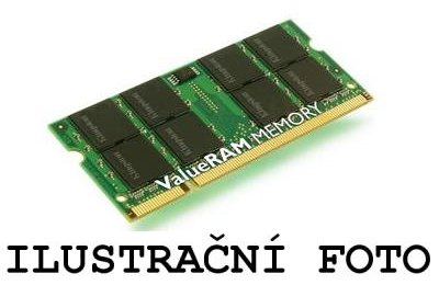 Paměť-memory RAM 4GB pro notebook ASUS K5 series K53SV